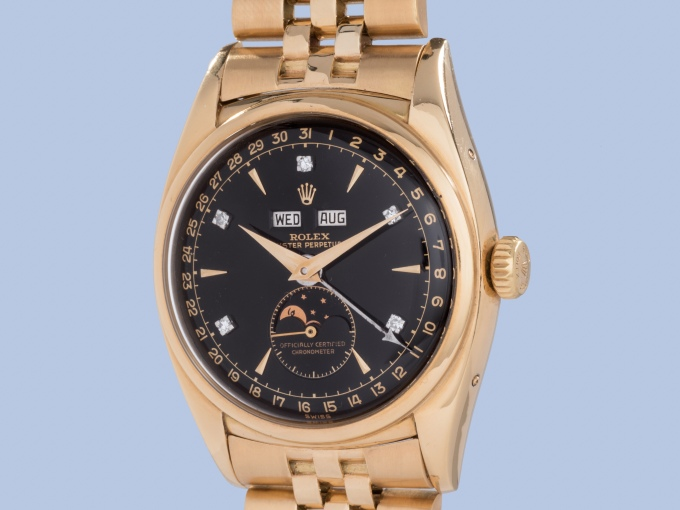 Will Million Dollar Auctions Turn The Watch Industy Into A Bubble
